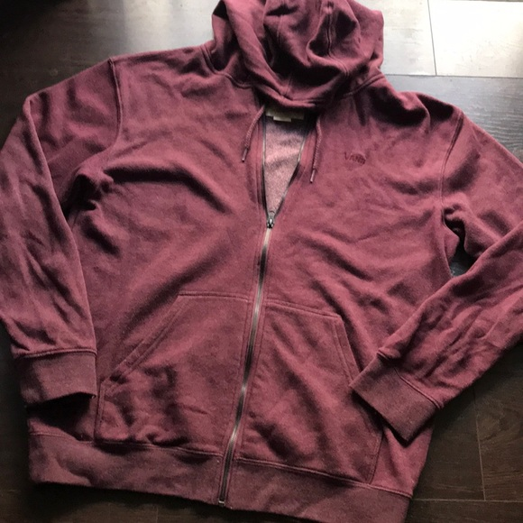 Vans Other - Vans ultra soft zip up hoodie - Large